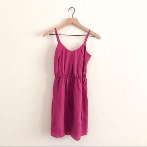 BCBGENERATION • berry mini dress